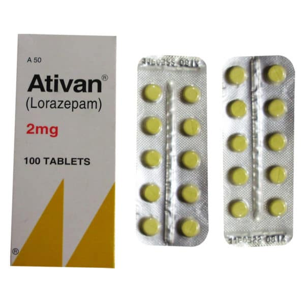 Buy Ativan 2mg pills online 1 - Coinstar Chemicals
