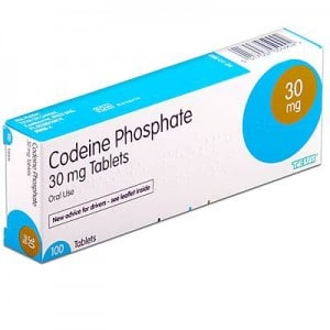 Buy Codeine Phosphate 30mg Tablets Online 1 - Coinstar Chemicals