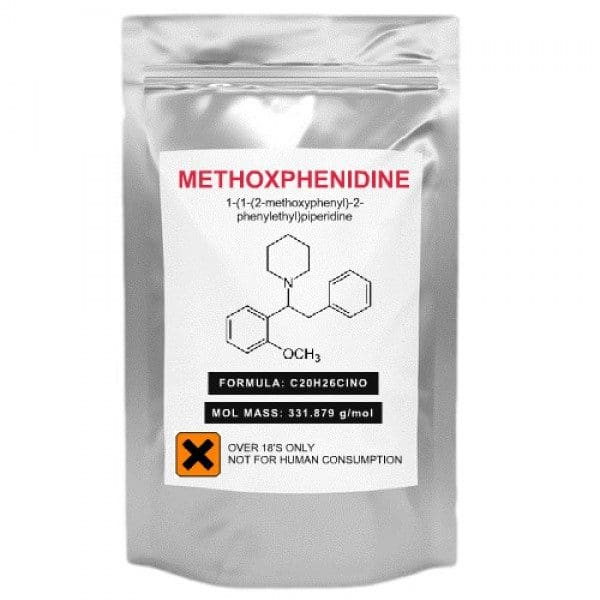 Buy Methoxphenidine Online 1 - Coinstar Chemicals
