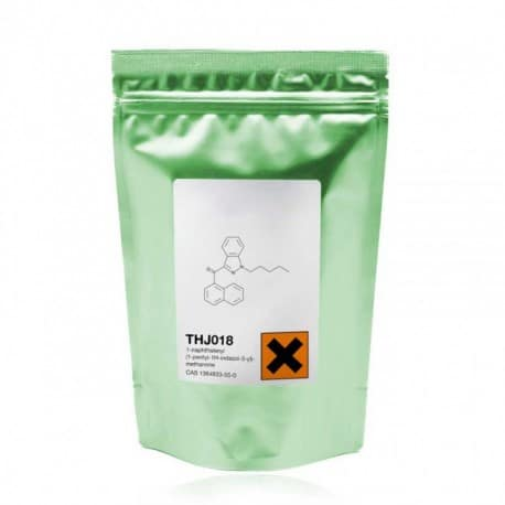 Buy THJ-018 Online 1 - Coinstar Chemicals