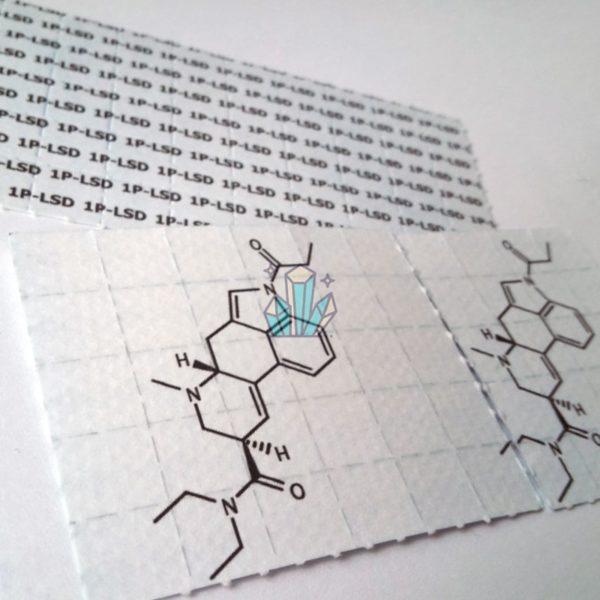 Buy 1P-LSD 100mcg Blotters cheap online 1 - Coinstar Chemicals